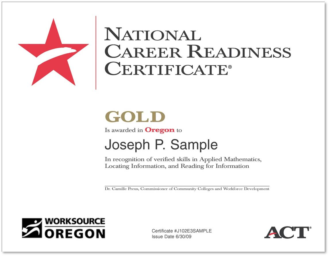 Adult investments lane workforce partnership national career readiness certificate xflitez Image collections