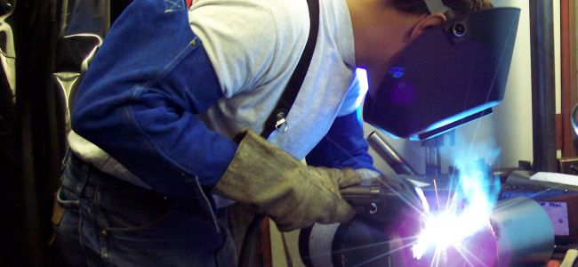 Sheet Metal welding